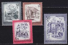 Buy ÖSTERREICH AUSTRIA [1975] MiNr 1475-78 ( **/mnh )