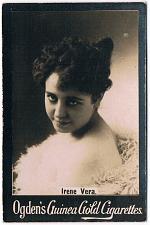 Buy Ogden's Guinea Gold Cigarettes Tobacco Card Irene Vera Vintage