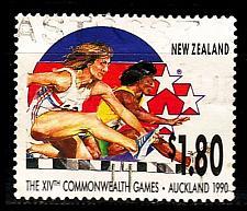 Buy NEUSEELAND NEW ZEALAND [1989] MiNr 1101 ( O/used ) Sport