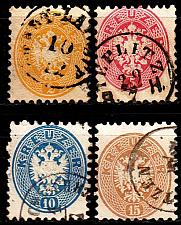 Buy ÖSTERREICH AUSTRIA [1863] MiNr 0030 ex ( O/used ) [01]
