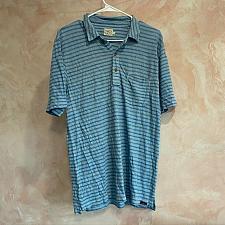 Buy Faherty striped polo Shirt