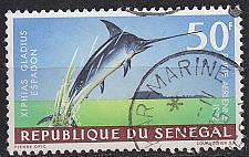 Buy SENEGAL [1972] MiNr 0508 ( O/used ) Fische