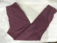 Buy Lululemon women's fleece jogger burgundy size 4