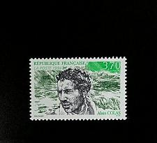 Buy 1994 France Alain Colas, Sailor Scott 2447 Mint F/VF NH