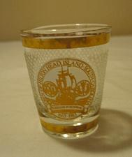 Buy Hilton Head Island South Carolina Unique Collectible Shot Glass 1663-1983