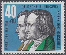 Buy GERMANY BUND [1959] MiNr 0325 ( **/mnh )