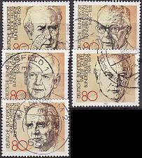Buy GERMANY BUND [1982] MiNr 1156-60 ( O/used )