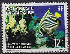 Buy POLYNESIE FRANCAISE [1980] MiNr 0303 ( O/used ) Fische
