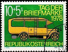 Buy ÖSTERREICH AUSTRIA [1978] MiNr 1592 ( O/used ) Autos