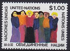 Buy UNO New York [1978] MiNr 0317 ( **/mnh )