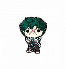 Buy My Hero Academia Deku Full Cowl Pop! Enamel Pin - Entertainment Earth Exclusive
