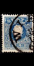 Buy ÖSTERREICH AUSTRIA [1858] MiNr 0015 II a ( O/used )