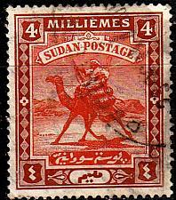 Buy SUDAN [1902] MiNr 0021 ( O/used )