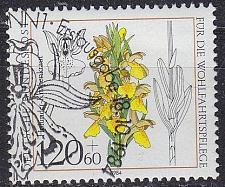 Buy GERMANY BUND [1984] MiNr 1228 ( O/used ) Blumen