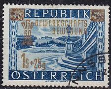 Buy ÖSTERREICH AUSTRIA [1953] MiNr 0983 ( O/used )