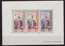 Buy LAOS [1963] MiNr 0132-34 Block 32 ( **/mnh ) Rotes Kreuz