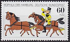 Buy GERMANY BUND [1985] MiNr 1255 ( **/mnh )