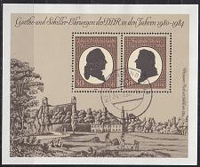 Buy GERMANY DDR [1982] MiNr 2681-82 Block 66 ( OO/used )
