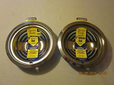 "Buy Stanco Electric Range Reflector Bowl 2 Pieces 6"" Chrome"
