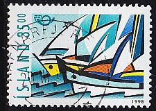 Buy ISLAND ICELAND [1998] MiNr 0884 ( O/used ) Schiffe
