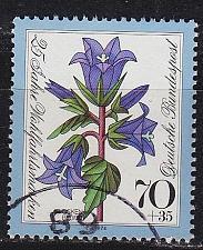 Buy GERMANY BUND [1974] MiNr 0821 ( O/used ) Blumen