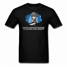 Buy Not Procrastinating Doing Side Quests Unisex Classic T-Shirt