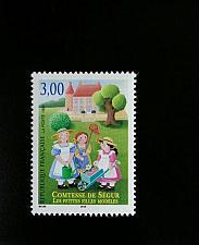 Buy 1999 France Countess of Segur, Children's Storyteller Scott 2729 Mint F/VF NH
