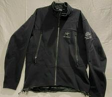 Buy Arc'teryx men soft shell jacket Black Size L