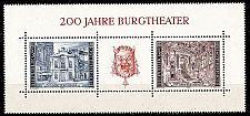 Buy ÖSTERREICH AUSTRIA [1976] MiNr 1507-08 Block 3 ( **/mnh ) Kunst