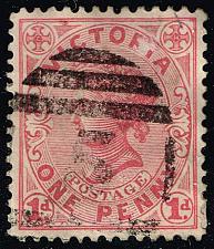 Buy Australia-Victoria #194 Queen Victoria; Used (2Stars)  VIC194-06XRS