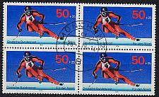 Buy GERMANY BUND [1978] MiNr 0958 4er ( O/used ) [01] Sport
