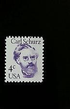 Buy 1983 4c Carl Christian Schurz, Union Army General Scott 1847 Mint F/VF NH
