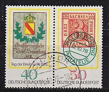 Buy GERMANY BUND [1978] MiNr 0980+81 WZd1 ( O/used ) Briefmarken