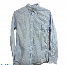 Buy J.CREW Men's Tailored button down long sleeve shirt Sz S