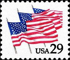 Buy 1991 29c Flags on Parade Scott 2531 Mint F/VF NH