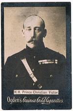 Buy Ogden's Guinea Gold Cigarettes Tobacco Card H.H. Prince Christian Victor Vintage