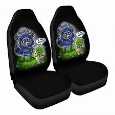 Buy I Am Korok Car Seat Covers Nerdy Geeky Pop Culture Set of 2 Front Seat