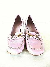 Buy Franco Sarto Lavender Slip On Loafer Heels Pumps Shoes Womens 8 M (SW18)pm1