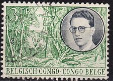 Buy BELG. KONGO [1955] MiNr 0323 ( O/used )