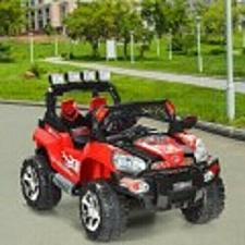 Buy 12 V Kids Ride On SUV Car with Remote Control LED Lights