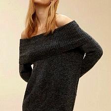 Buy Wilfred free Merino wool Faretta Sweater black size xxs
