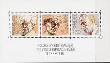 Buy GERMANY BUND [1978] MiNr 0959-61 Block 16 ( **/mnh )