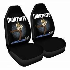 Buy Thortnite Car Seat Covers Nerdy Geeky Pop Culture Set of 2 Front Seat