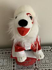 Buy RARE 2011Target Dog Plush Santa in Chimney Dog 10 In Edition One #784 of 3000