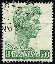 Buy Italy #690 St. George by Donatello; Used (1Stars) |ITA0690-04XRS