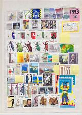 Buy GERMANY BUND [1993] Jahrgang ( **/mnh ) [02] nur wenige Marken fehlen