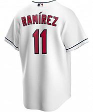 Buy Jose Ramirez Cleveland Indians White Home Replica Player Name Jersey