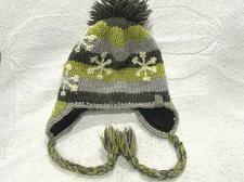 Buy Ambler women's multicolor Wool Ear Flap Hat Beanie
