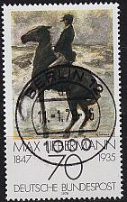 Buy GERMANY BUND [1978] MiNr 0987 ( O/used ) Gemälde