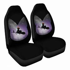 Buy Delivery Service Car Seat Covers Nerdy Geeky Pop Culture Set of 2 Front Seat